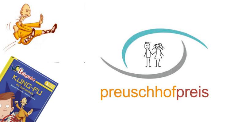 """""""Kung-Fu im Turnschuh"""" gewinnt den Preuschhof-Preis!"""